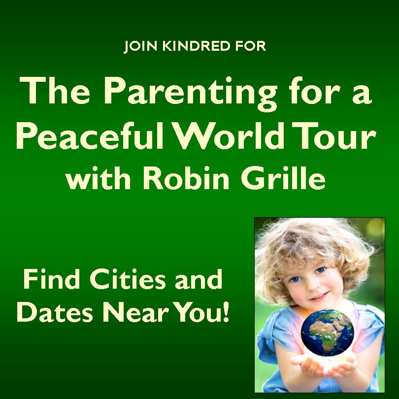 Parenting for a Peaceful World Front Page Graphic