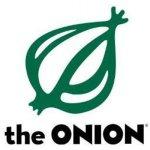The Onion Logo and Company Link