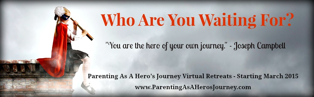 Parenting As A Hero's Journey Paper Li Ad