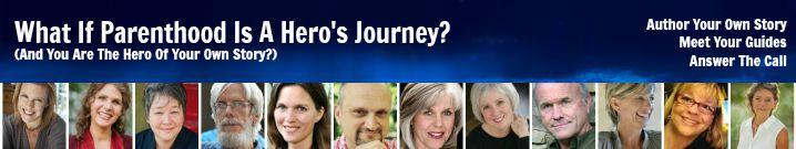 Hero's Journey Header Ad