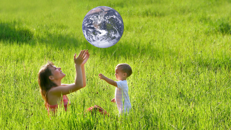 How Nature Stimulates Creativity and Community - for Children and ...